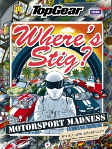 Where's Stig: Motorsport Madness, EPUB eBook