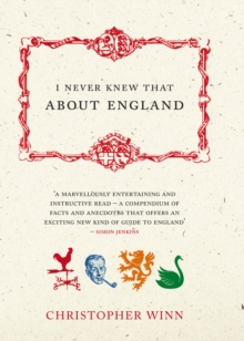 I Never Knew That About England, EPUB eBook