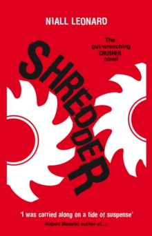 Shredder, EPUB eBook