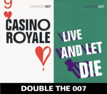 Double the 007: Casino Royale and Live and Let Die (James Bond 1&2), EPUB eBook