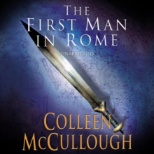 First Man In Rome, eAudiobook MP3 eaudioBook