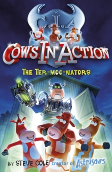 Cows in Action 1: The Ter-moo-nators, EPUB eBook