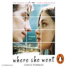 Where She Went, eAudiobook MP3 eaudioBook