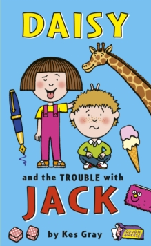Daisy and the Trouble With Jack, EPUB eBook