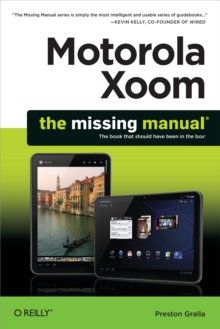 Motorola Xoom: The Missing Manual, EPUB eBook