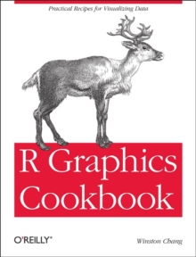 R Graphics Cookbook, Paperback Book