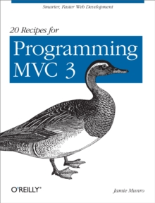 20 Recipes for Programming MVC 3 : Faster, Smarter Web Development, EPUB eBook