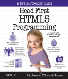 Head First HTML5 Programming : Building Web Apps with JavaScript, EPUB eBook