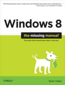 Windows 8: The Missing Manual, EPUB eBook