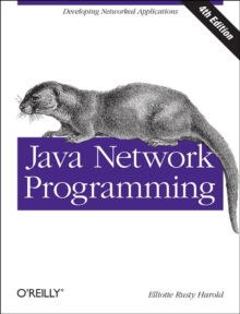 Java Network Programming, Paperback / softback Book