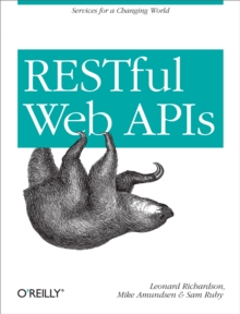 RESTful Web APIs : Services for a Changing World, EPUB eBook
