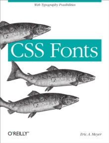 CSS Fonts : Web Typography Possibilities, EPUB eBook
