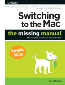 Switching to the Mac: The Missing Manual, Mavericks Edition, EPUB eBook