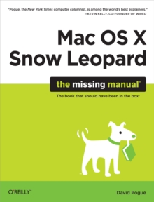 Manual for mac os x snow leopard iso