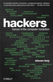 Hackers : Heroes of the Computer Revolution - 25th Anniversary Edition, EPUB eBook