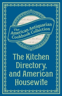 The Kitchen Directory, and American Housewife, PDF eBook