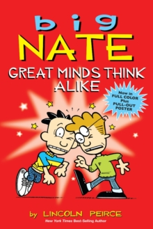 Big Nate: Great Minds Think Alike, Paperback Book