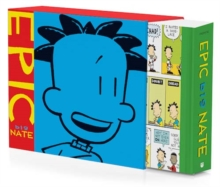 Epic Big Nate, Hardback Book