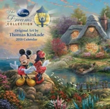 THOMAS KINKADE THE DISNEY DREAMS COLLECT,  Book