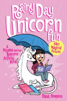 Rainy Day Unicorn Fun : A Phoebe and Her Unicorn Activity Book, Paperback / softback Book