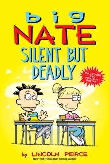 Big Nate: Silent But Deadly, Paperback Book