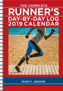 Complete Runner's Day-by-Day Log 2019 Diary, Diary Book