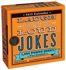 Laugh out Loud 2019 Day-to-Day Calendar, Calendar Book