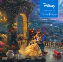 Thomas Kinkade: the Disney Dreams Collection 2019 Square Wall Calendar, Calendar Book