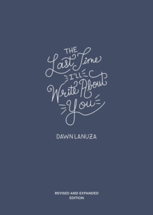 The Last Time I'll Write About You, Paperback / softback Book