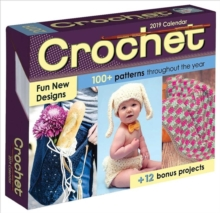 Crochet 2019 Day-to-Day Activity Calendar, Calendar Book