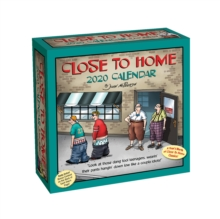 Close to Home 2020 Day-to-Day Calendar, Calendar Book