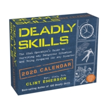 Deadly Skills 2020 Day-to-Day Calendar, Calendar Book
