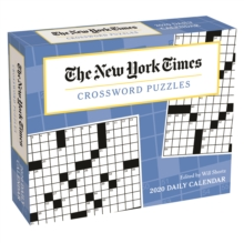 New York Times Crossword Puzzles 2020 Day-to-Day Calendar, Calendar Book