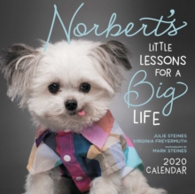 Norbert'S Little Lessons for a Big Life 2020 Square Wall Calendar, Calendar Book