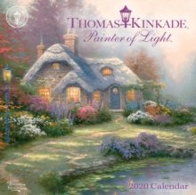 Thomas Kinkade Painter of Light 2020 Mini Wall Calendar, Calendar Book