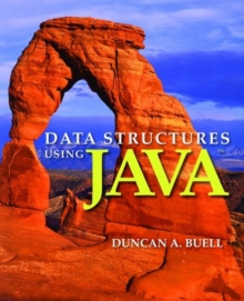 Data Structures Using Java, Paperback Book
