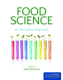 Food Science, An Ecological Approach, Hardback Book