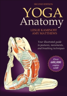 Yoga Anatomy, Paperback Book