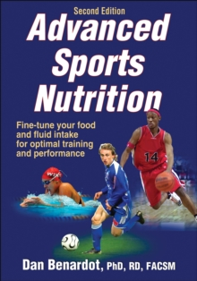 Advanced Sports Nutrition-2nd Edition, Paperback Book