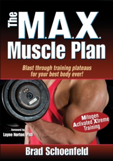 The Max Muscle Plan, Paperback / softback Book