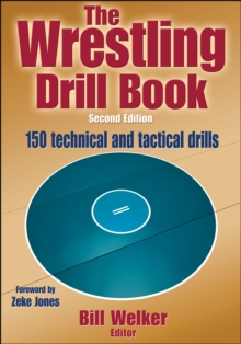 The Wrestling Drill Book, Paperback / softback Book