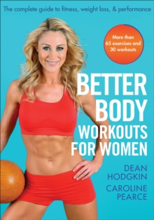 Better Body Workouts for Women, Paperback Book