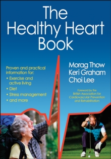 The Healthy Heart Book, Paperback Book