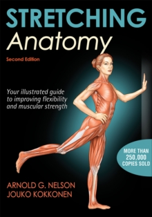 Stretching Anatomy, Paperback Book