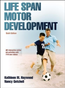 Life Span Motor Development, Mixed media product Book