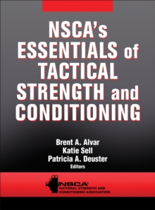 NSCA's Essentials of Tactical Strength and Conditioning, Hardback Book