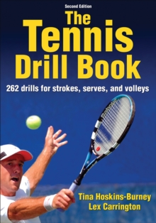 The tennis drill book, Paperback / softback Book