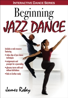 Beginning Jazz Dance, Paperback / softback Book
