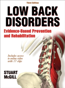 Low Back Disorders, Hardback Book