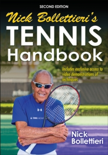 Nick Bollettieri's Tennis Handbook, Paperback / softback Book